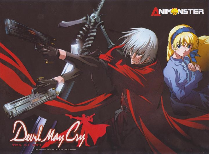 anime night at best buds gaming lounge devil may cry northwest esports. Black Bedroom Furniture Sets. Home Design Ideas